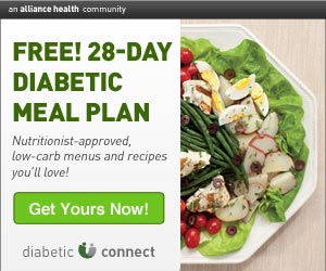 Weight Loss Results in 4 Weeks Free diabetic meal planner