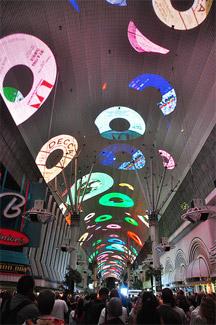 Fremont Light Show